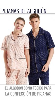 Tejidos para las prendas de vestir: el algodón